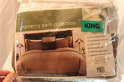 King Duvet Set Keeco Park Collection Luxury B2L