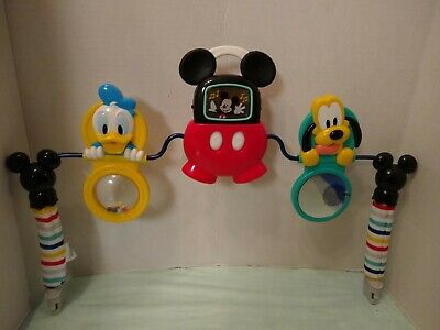 NEW Disney Baby Mickey Mouse Take-Along Songs Rocker Replacement Toy Bar ONLY