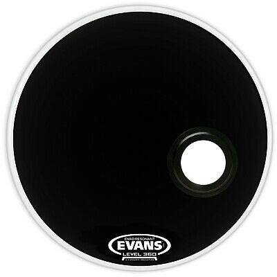 NOS: Evans 18' EMAD Resonant Bassdrum Head - 2pcs!!!!!