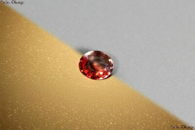 0.540 Ct Rare Natural From Earth Mined *Color Change Malaya Garnet* Aaa+ Gem~!!!
