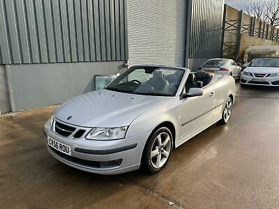 Saab 9-3 Vector Convertible 2.0T Manual