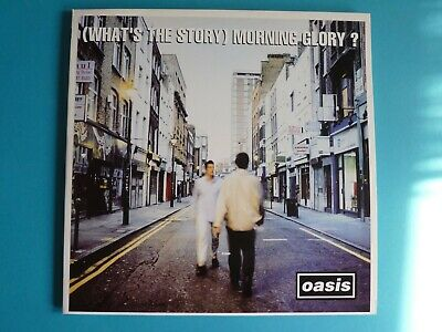 Oasis - What's The Story Morning Glory 2 LP Green Vinyl