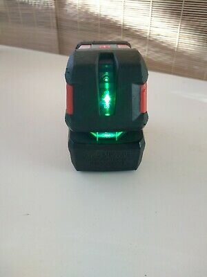 Hilti Pm 2-Lg Green Laser Level Good Condition Working