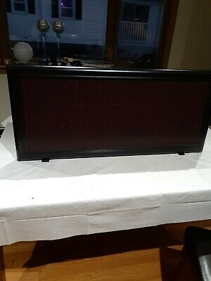 Electronic message board Local PICKUP Only