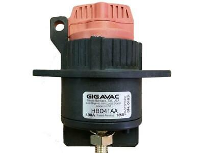 Gigavac HBD41AA (Disconnect) FREE SAME DAY SHIPPING!