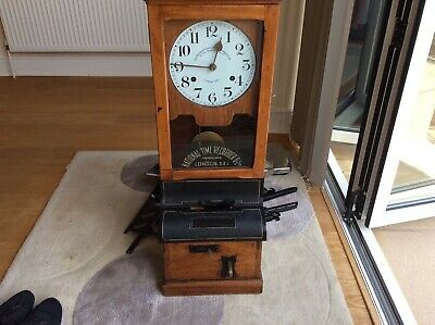 National Time Recorder Co Ltd time clock