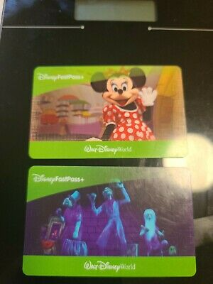 Two (1) Day Disney Park Hopper Tickets -$175 EACH OR BOTH FOR $330-Free Shipping
