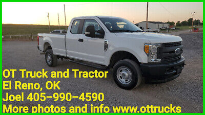 2017 Ford F-250 XL 2017 Ford F-250 4wd Super Cab Extended Cab Long Bed 6.2L Supercab F250