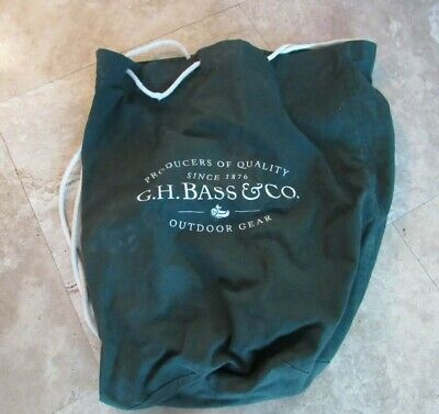 G.H. Bass & Co. Laundry Bag