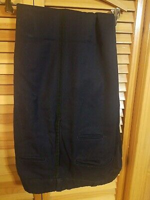 Vintage NYPD Police Uniform Pants