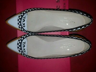 NWDs Kate Spade New York Go Taxi Flats Size Size 5