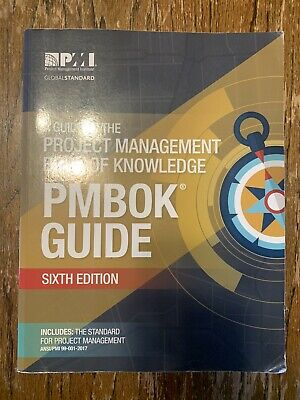 Project Management Body of Knowledge (PMBOK® Guide) Sixth Edition