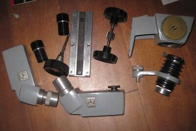 Rough Parts from Spencer AO Stereo Cycloptic Microscope