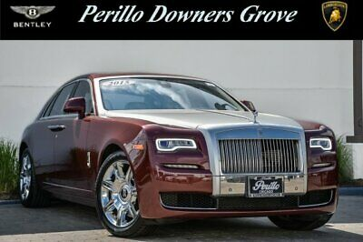 2015 Rolls-Royce Ghost  2015 Rolls-Royce Ghost for sale!