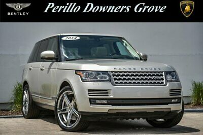 2014 Land Rover Range Rover Supercharged 2014 Land Rover Range Rover for sale!