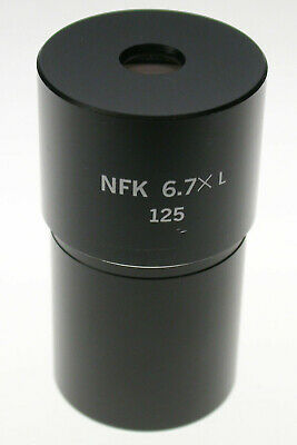 OLYMPUS MICROSCOPE PhotoEyepiece NFK6.7X-L, In Very Nice Condition