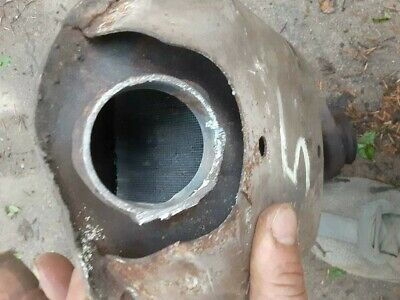 Scrap OEM Catalytic converter scrap high grade Ford Escort