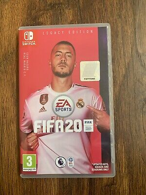 FIFA 2020 Nintendo Switch Game