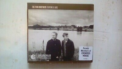 The Finn Brothers Everyone is Here CD