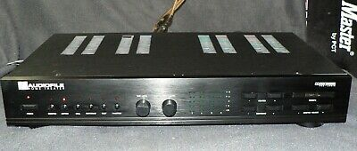 AUDIOPHILE  HOME THEATER SURROUND PROCESSOR AMP with remote