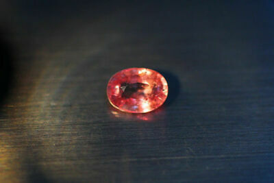0.730 Ct Rare Natural From Earth Mined *Color Change Malaya Garnet* Aaa+ Gem~!!!