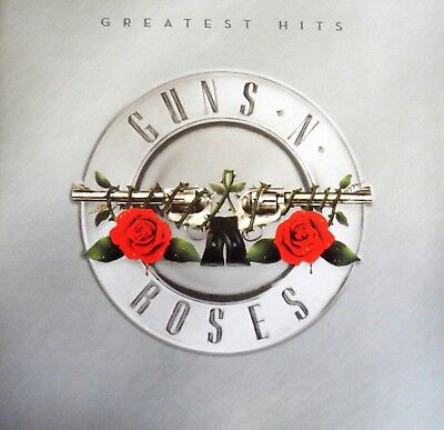 GUNS N' ROSES GREATEST HITS (2004 14 TRACK CD) VGC **Very Fast Post**