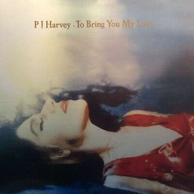 """Pj Harvey """" To Bring You My Love """" New / Sealed Vinyl Lp Re-Issue"""