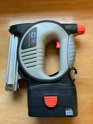 18v Cordless Nail Gun (SIP Group Ltd  04959)  32mm  + 18V Battery + 18V Charger