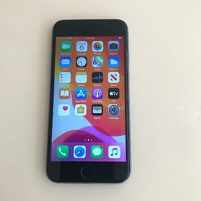 Iphone 6S-32Gb (Unlocked)-Verizon,At&T, T-Mobile-Excellent Condition-Black/Grey