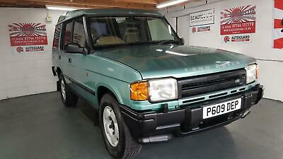 Land Rover Discovery 2.5 300 tdi auto jap import corrosion free collecters 1997