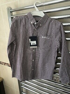 Ben Sherman Next Check Shirt 5-6 Years