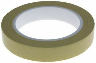 AT4004 Yellow Electrical Tape 19mm x 66m Polyester Rubber Resin 4500V