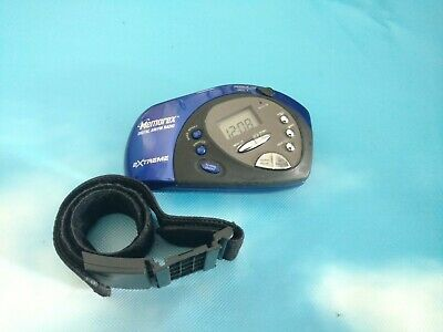 Memorex Extreme Digital AM/FM Radio With Arm Strap