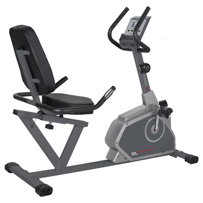Cyclette Brx Recumbent 65 Comfort Magnetico 110 Kg Max Fitness Sport Toorx
