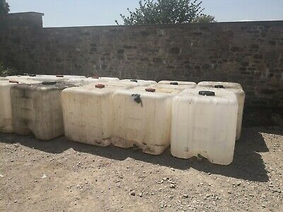 1000 Litre Plastic IBC Plastic Container/Water/Oil/Fuel Storage Tank