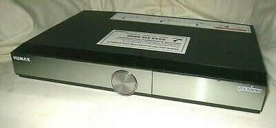 HUMAX  DTR-T2000/GB/500GB.  Youview Box.  Spares / Repair.
