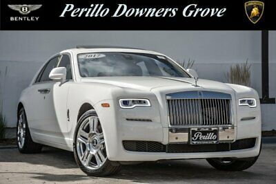 2017 Rolls-Royce Ghost w/Rear Theater & 2017 Rolls-Royce Ghost for sale!