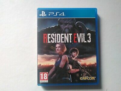 Resident Evil 3 Remake PS4 PRODUCTO FISICO ESPAÑOL PAL