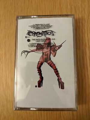 Lady Gaga Chromatica Uk Exclusive Green Cassette Brand New And Sealed
