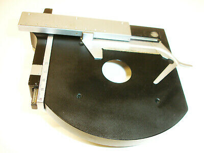 Carl  Zeiss Microscope Parts STAGE & Specimen Holder          4448