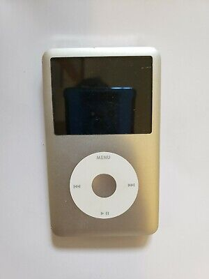 Apple iPod classic Silver 160 GB VGC