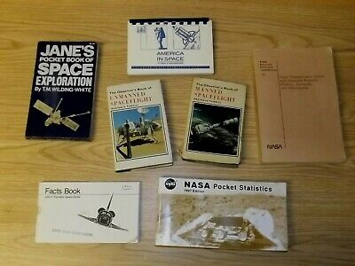 Classic Resource Books  of NASA , International Spacecraft and Mission