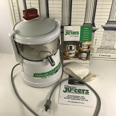 WARING OMEGA JUICER Filters for Models 500, 1000 and 9000