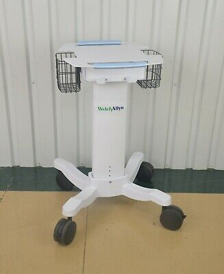 Welch Allyn LPC Office Cart REF 105341 Mobile Rolling Stand (22789)