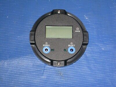 Emerson DISPLAY MMI-20019738  FOR Micro Motion GDM Gas Density Meter
