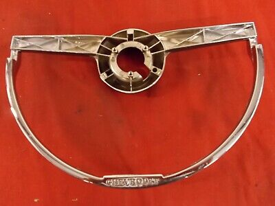 1949 1950 Chevy Car New Horn Ring Reproduction
