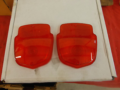 New 55-56 Ford Truck Taillight Lens Set