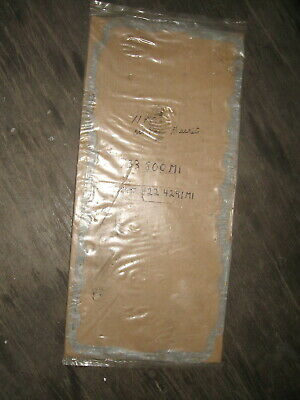 Massey, Oliver, White Tractor NOS Oil Pan Gasket Part# 733800m1