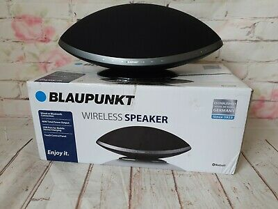 Blaupunkt BL2621 Black Bluetooth Wireless Speaker Touch Control