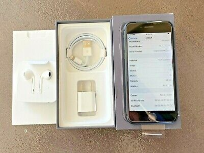 Apple iPhone 8 - 64GB - Space Gray (Unlocked) A1905 (GSM)